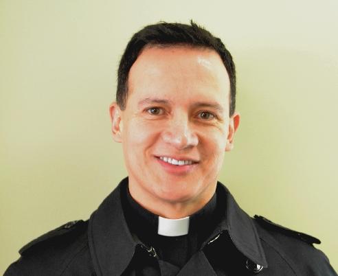 Rev. Dairo Diaz