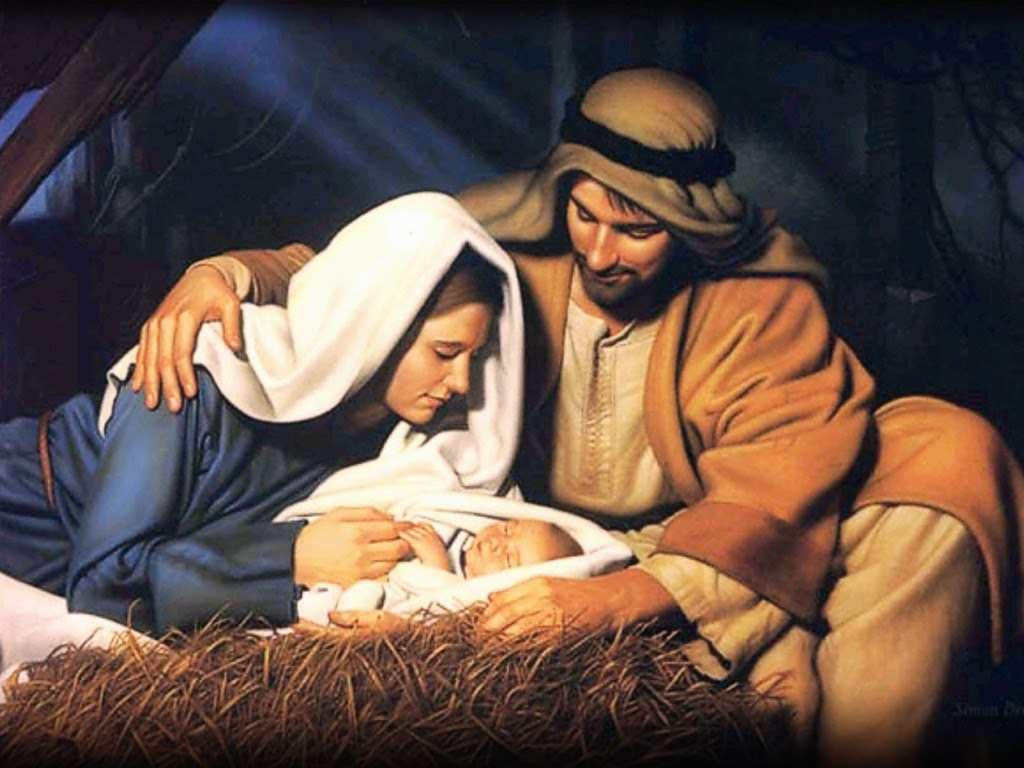 The Holy Family of Jesus, Mary and Joseph