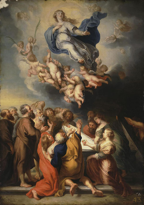 Assumption of Blessed Virgin Mary